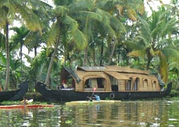 Alappuza Backwaters