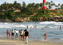Kerala Beach Vacations