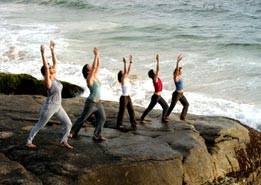 Yoga and Meditation in Kerala
